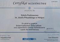 Certyfikat'
